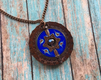 Southwest Boho Pendant/Necklace, Pendant/Necklace, Southwest Jewelry, Boho Jewelry, Boho Necklace, Southwestern Necklace