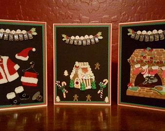 Asst. Christmas cards