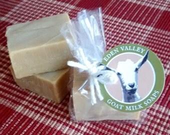 All Natural Tea Tree Goat Milk Soap 2 oz.