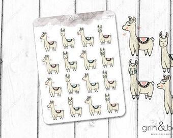 Llama Llamas Doodle Stickers (DS010)