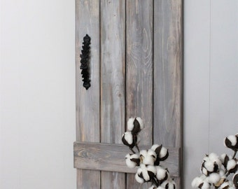 Wood shutters set rustic shutters shutter decor barn doors weathered shutters decorative barn doors decorative shutters
