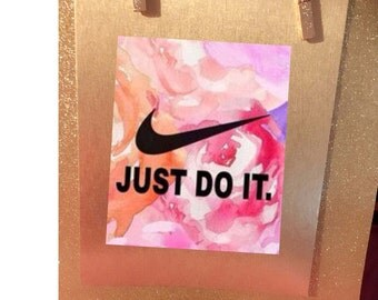 Nike Fashion Print
