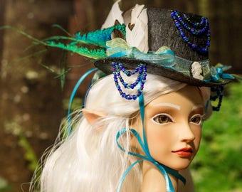 BJD Steampunk Hat