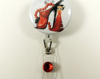 Betty Boop Long Red Dress