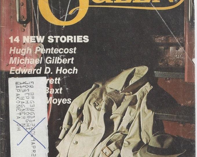 Ellery Queen February 1982 Mystery Magazine