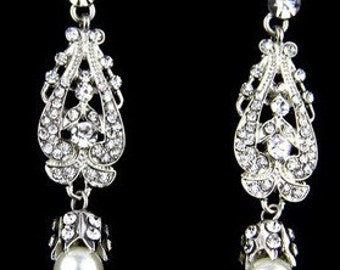 Antique Style Drop Earrings EA6020i