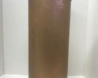 Vintage Copper Unbrella Stand