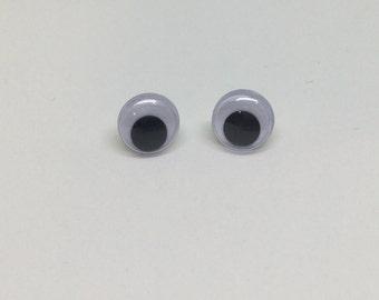 Googly Eye earrings