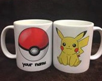 Pikachu Pokemon Mug