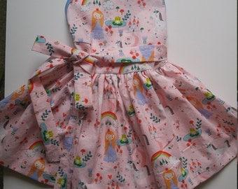 Lace dress 4t unicorn