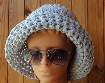 Floppy hat, crochet Summer hat, sun hat, crochet bucket hat, floppy sun crochet hat, women's gift ideas, gift for her