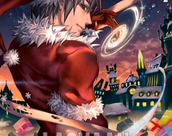 Christmas Sora (Kingdom Hearts)