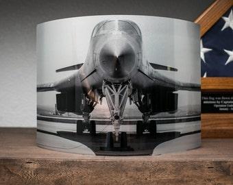 B-1 Bomber Metal Display