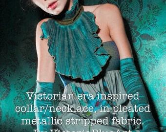 Victorian Era inspired collar / necklace