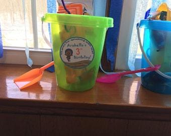 Bubble Guppies Birthday Party Favors | Goodie Bags | Printables | Bubble Guppies Party | Bubble Guppies Birthday | Birthday Ideas |