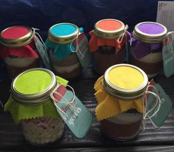 Hot Cocoa In a Jar, Mason Jar Cocoa, Housewarming Gift, New Home Gift, Bridal Shower Favor, Baby Shower Favors, Wedding Favors, Shower Favor