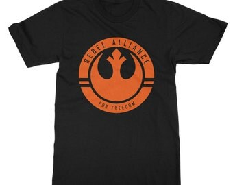 Rebel Alliance T-Shirt inspired by Star Wars