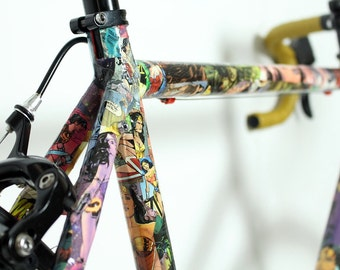 Wonder Woman Inspired Bicycle of Truth