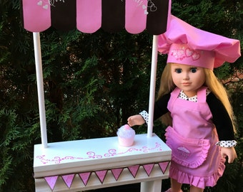 Doll Furniture - Cupcakes and Candy