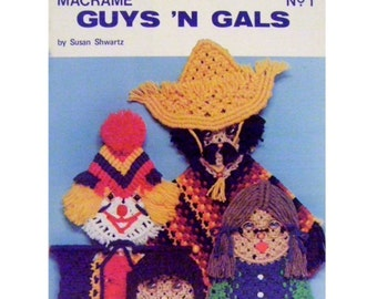 Macrame Guys and Gals #1