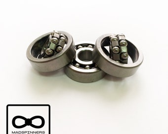 Fidget Spinner Self-aligning Ball Bearings - Steel 1200/1006/1007 Series