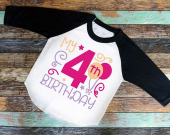 Personalized Birthday Girl Outfits  Bubblegum Divas by