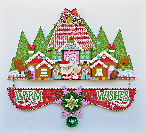 Items Similar To Warm Wishes Christmas Decor On Etsy