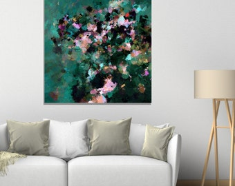 Abstract Print, Abstract Wall Art, Abstract Art Print as Wall Decor, Contemporary Abstract Print, Creative Art / Abstract Painting Print