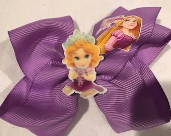 Baby Rapunzel Hair Bow