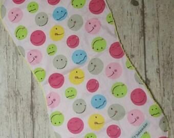 Burp cloth ready for shipment
