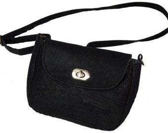 LeKo-design - Cork bag, small bag, evening bag made of Cork fabric