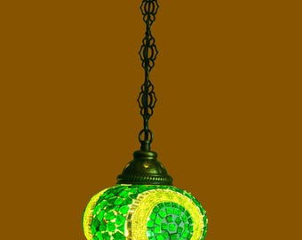 Ceiling fixture,Mosaic Turkish lamps,pendant lamps,moroccan decoration,holiday lights,chandelier lighting,hanging light,tiffany lamp