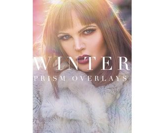 Photography Overlay: Winter Prism Photography Overlay