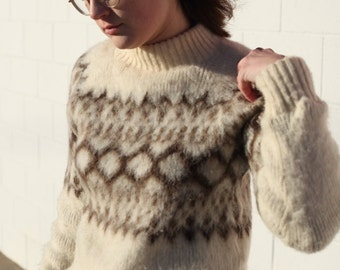 Vintage / Wool Sweater