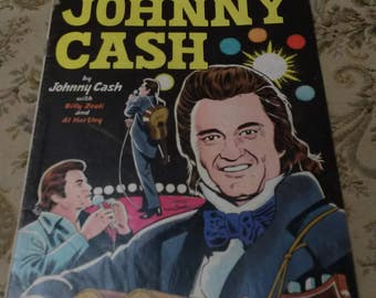 Johnny Cash Comic Book