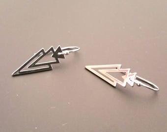 Arrow Earrings, SPIKE Earrings, Everyday Earrings