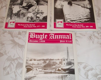 Black Country Bugle Annual 1996, 1997 and 1998  -Ex Condition - Industrial Revolution - Social History