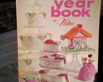 Wilton cake book Etsy