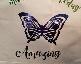 Make Today Amazing Cotton Bag