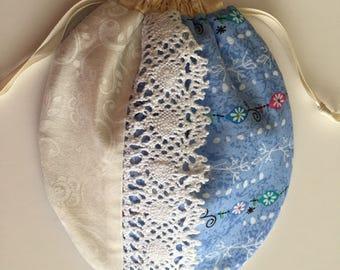 Drawstring Jewelry Bag