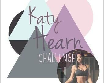 Katy Hearn Challenge-Binder Inserts