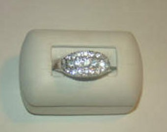 SALE Great Vintage Sterling Silver Ring