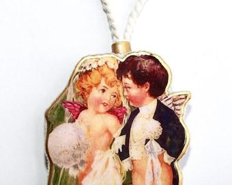 Wedding Day Ornament