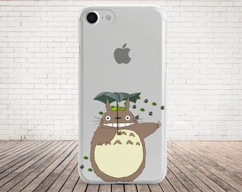 Totoro iPhone 7 Case Totoro iPhone 6 Plus Case Totoro iPhone 7 Case Totoro iPhone 6s/6 Case Totoro Samsung Galaxy S7 Case, Galaxy S6 Case