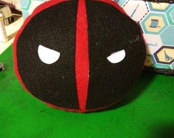 Deadpool Plushie Pillow