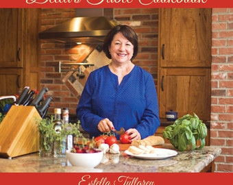 Bella's Table Cookbook from Marvelous! Magazine