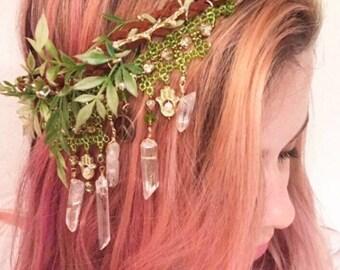 Earth Goddess Festival Headdress