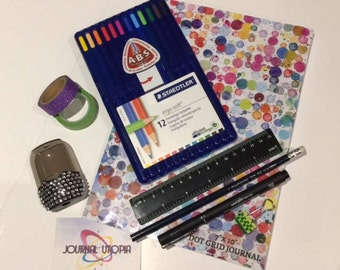 Journalling Starter Kit ***Free P&P***