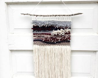 Woven Tapestry // Woven Wall Hanging