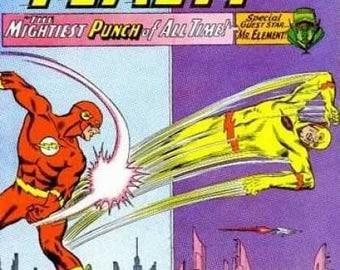 The Flash Comics on DVD